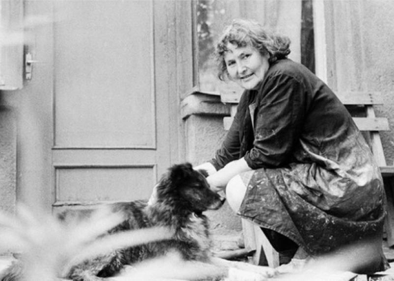 О знаменитой художнице-смолянке Татьяне Яблонской рассказала ее внучка