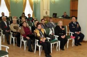В Смоленской филармонии прошел концерт в честь воинов-интернационалистов. ФОТО