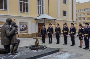 Молодые сотрудники смоленской полиции приняли присягу