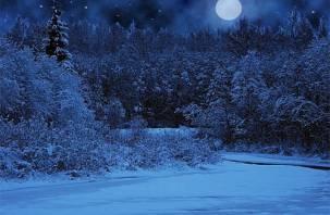 Ночью в Смоленске ударит сильный мороз