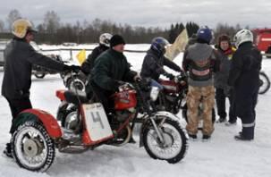 Под Смоленском состоится зимний мотокросс «Волчьи святки»