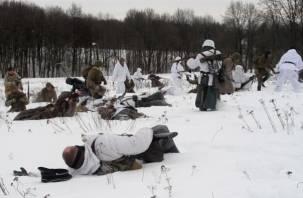 В центре Смоленска развернутся боевые действия