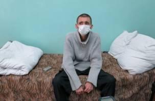 В Хиславичах туберкулезные больные представляют угрозу для окружающих