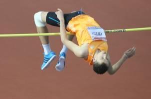 В Москве смоляне «допрыгались» до двух медалей
