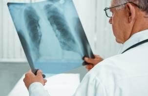 В Духовщинском районе выявили открытую форму туберкулеза