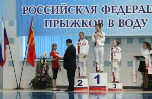 В Смоленске проходит Кубок России по прыжкам в воду (ФОТОРЕПОРТАЖ)