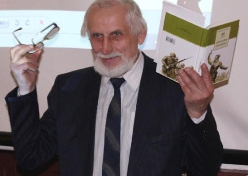 В Смоленске состоится встреча с поэтом Виктором Горяйновым