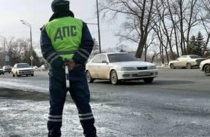 На выходных в Смоленске сотрудники ГИБДД будут тормозить всех
