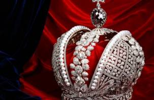 В Смоленске изготовили бриллиантовую корону стоимостью 100 млн долларов