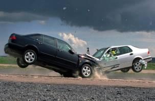 На Кардымовских дорогах на 20% снизилась аварийность