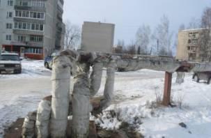Активисты ОНФ  — в шоке от состояния смоленских теплотрасс