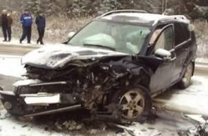В Десногорске в ДТП пострадал пожилой мужчина