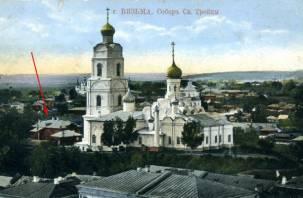 Церковно-строительный скандал в Вязьме