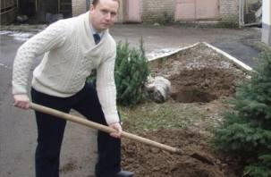 Департамент Смоленской области по культуре возглавил бывший «завхоз» городского парка