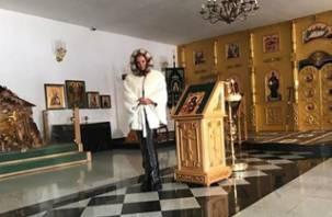 В Смоленске побывала Анастасия Волочкова