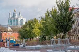 Метеорологи говорят о температурной аномалии в Смоленской области