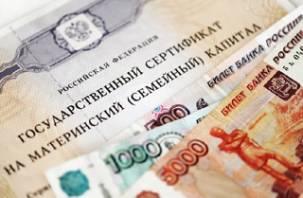 Чиновники и депутаты хотят урезать и заменить материнский капитал