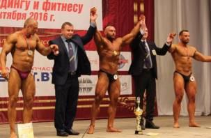 В Смоленске состоится Кубок по бодибилдингу