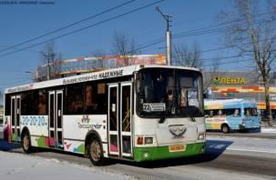 В Смоленске появится новый маршрут №56, параллельный существующему №22