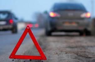 В страшном ДТП в Демидовском районе погиб человек