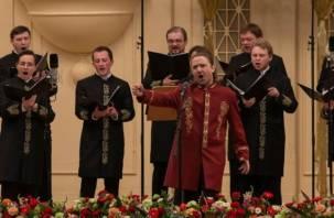 Хор Валаамского монастыря проедет с концертами по Смоленщине