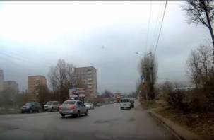 Смоленские полицейские нарушили правила и попали на видео