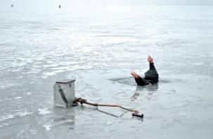 Смоленский рыбак утонул на глазах у своего товарища