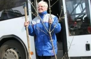 В Смоленске 15 апреля начнут ходить дачные автобусы
