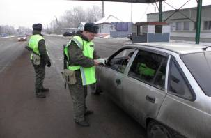Пограничники не пустили украинцев на Смоленщину