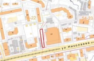 В Смоленске аннулировали результаты опроса о парковке у ТЦ «Центрум»