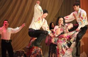 В Смоленске пройдет вечер цыганской песни и танца