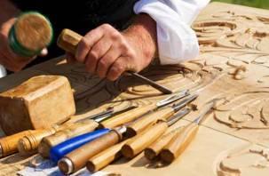 В Смоленске откроется выставка мастеров резьбы по дереву