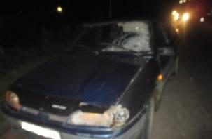 В Смоленской области мужчина попал под колеса автомобиля