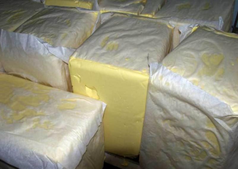 Под Смоленском задержали 20 тонн небезопасного сливочного масла