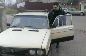 Депутата Смоленской облдумы заподозрили в пьянке за рулем