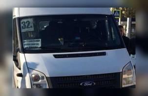 Подробности инцидента с «выкинутым» из смоленской маршрутки пассажиром