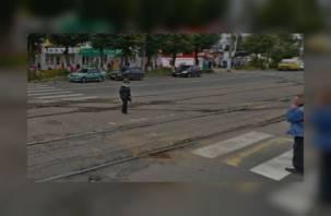 Смоляне хотят вернуть «зебру» на улице Багратиона