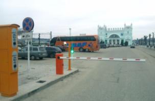 Парковку на смоленском железнодорожном вокзале хотят сдать в аренду