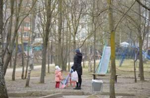 В Смоленске будет уничтожен еще один сквер?