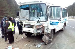 В Смоленской области 193 автобуса попали в ДТП