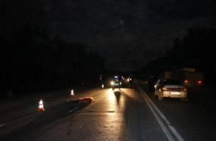 На трассе Москва-Минск автобус насмерть сбил пешехода