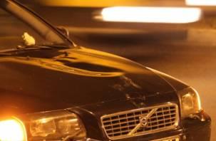 На смоленских дорогах были сбиты два человека