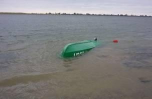 Смолянин утонул, перевернувшись на лодке