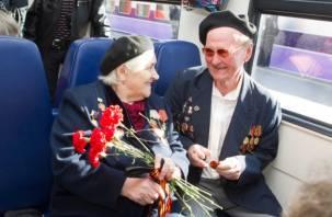 В День Победы проезд для ветеранов будет бесплатным