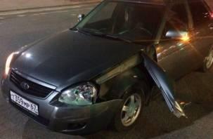 Смоленский священник разбил машину и скрылся с места ДТП