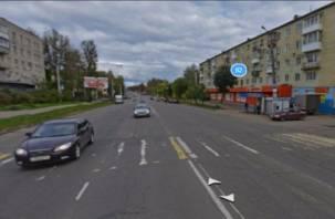 В Смоленске уберут пешеходный переход на улице Шевченко