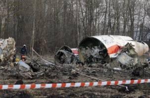 Поляки заявили, что самолет Качиньского упал в Смоленске из-за взрыва