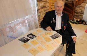 Смоленский ветеран почти 15 лет добивается газификации своего дома