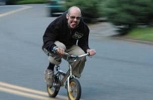 Смоленский зэк угнал детский велосипед в Брянске