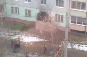 В Смоленске случился взрыв в жилом доме
